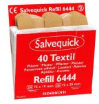 Salvequick pleisters 240 (6444) 6st=ds.