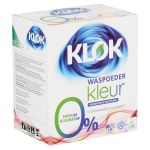 Waspoeder Kleur (4x1,17kg) doos KLOK