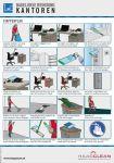 Instructiekaart Interieur - Dagelijks Kantoren